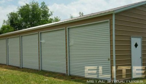 20x66x10-Side-Entry-Steel-Garage-Building