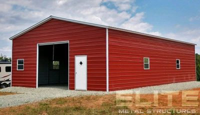 30x50-Metal-Garage-Building-Vertical-Roof