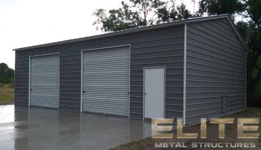 30x40x12-Side-Entry-Steel-Garage